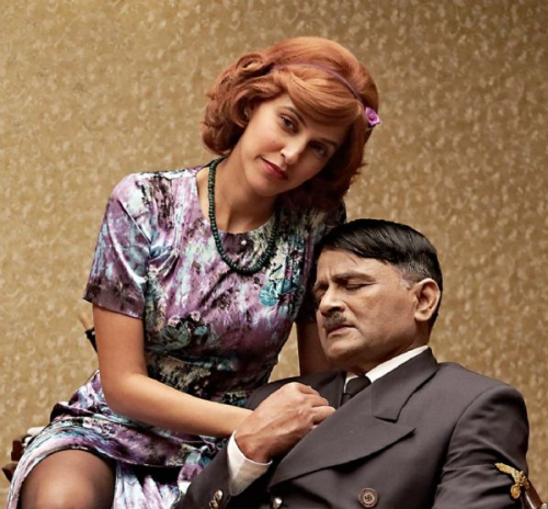 Bollywood Adolf and Eva