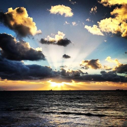 Yelpar Sunset