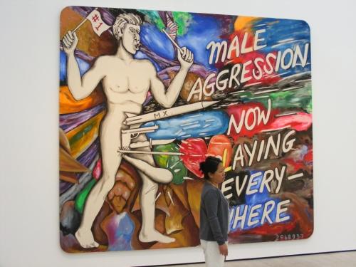Male Aggression 1