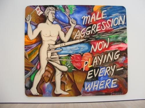 Male Aggression 2