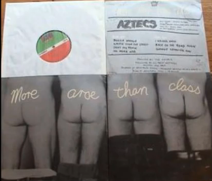 more arse than class