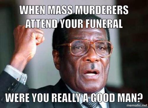 When Mass Murderers