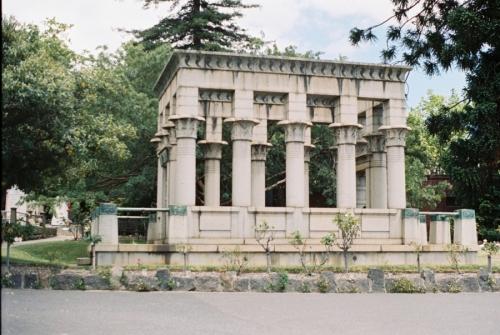 David Syme memorial