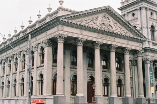 Fitzroy TH Library