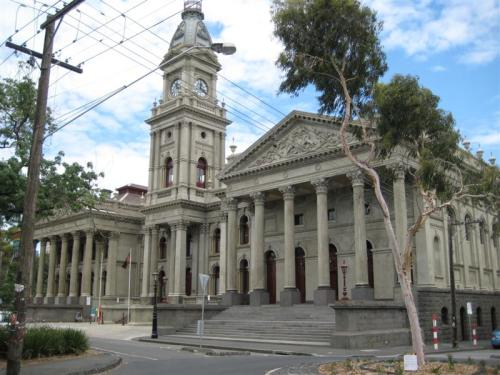 Fitzroy-Town-Hall
