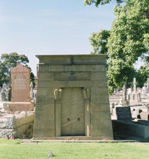 Masonic vault
