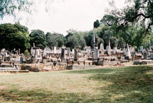 Melbourne's dead centre