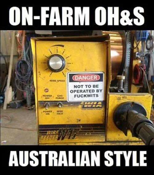 OH&S Australian style