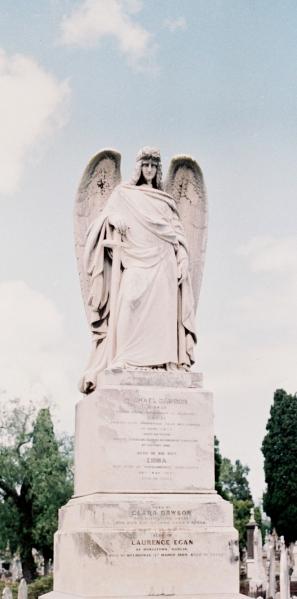The Dawson Angel