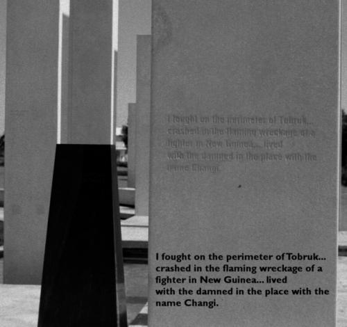 I fought on the perimeter of Tobruk