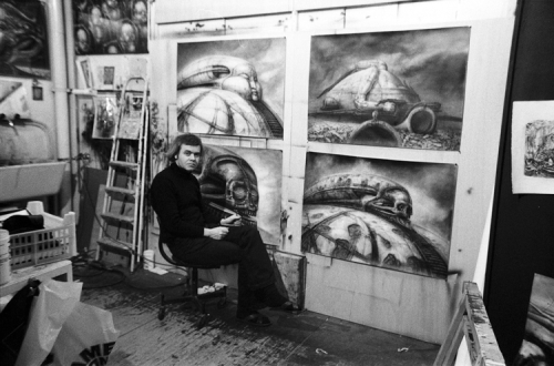 Giger for tmi