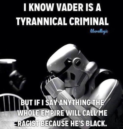 I know Vader