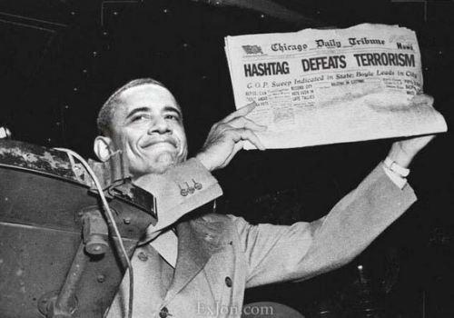obama ashtag