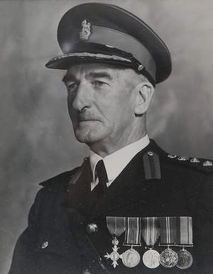 Sgt John Purdue