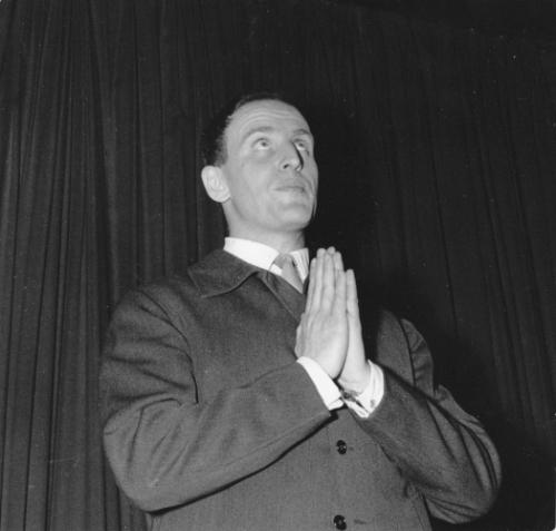 Boris Vian, 1920-1959.