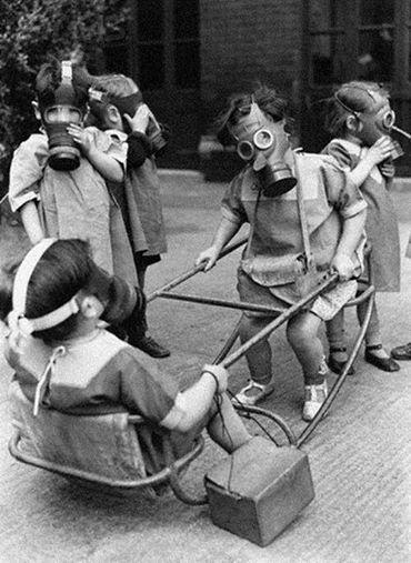 Gas Mask Children