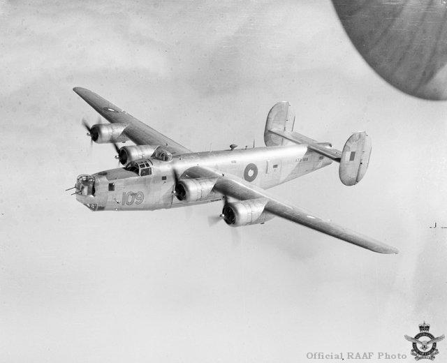 RAAF B-24 Liberator