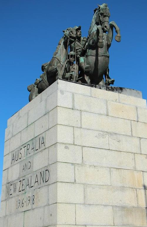 The ANZAC Memorial stands on Mount Clarence, above Albany.