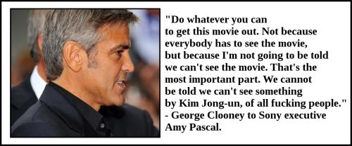 Clooney quiote