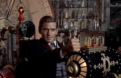 Rod Taylor The Time Machine