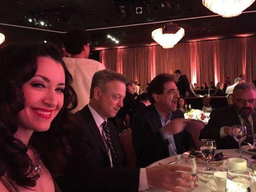 Gina and Gary