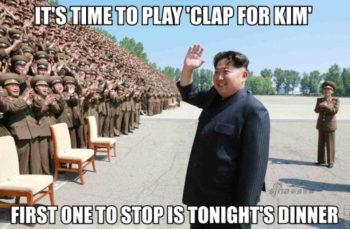 Clap For Kim