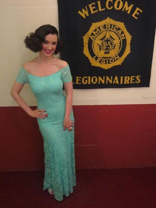 Gina awards night