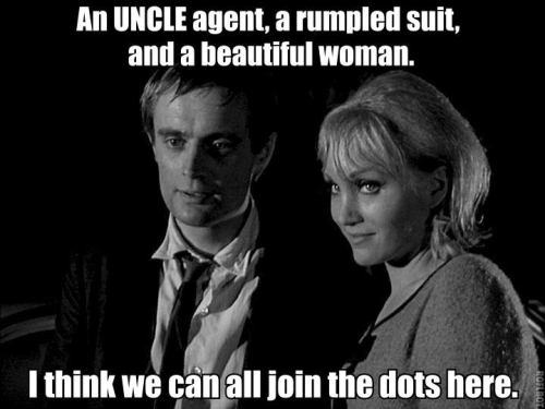 An UNCLE agent