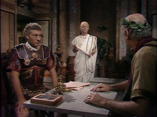 Three Romans