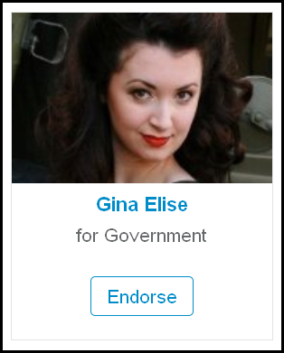 gina-elise-for-government