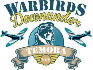 Warbirds Downunder 2018 Logo